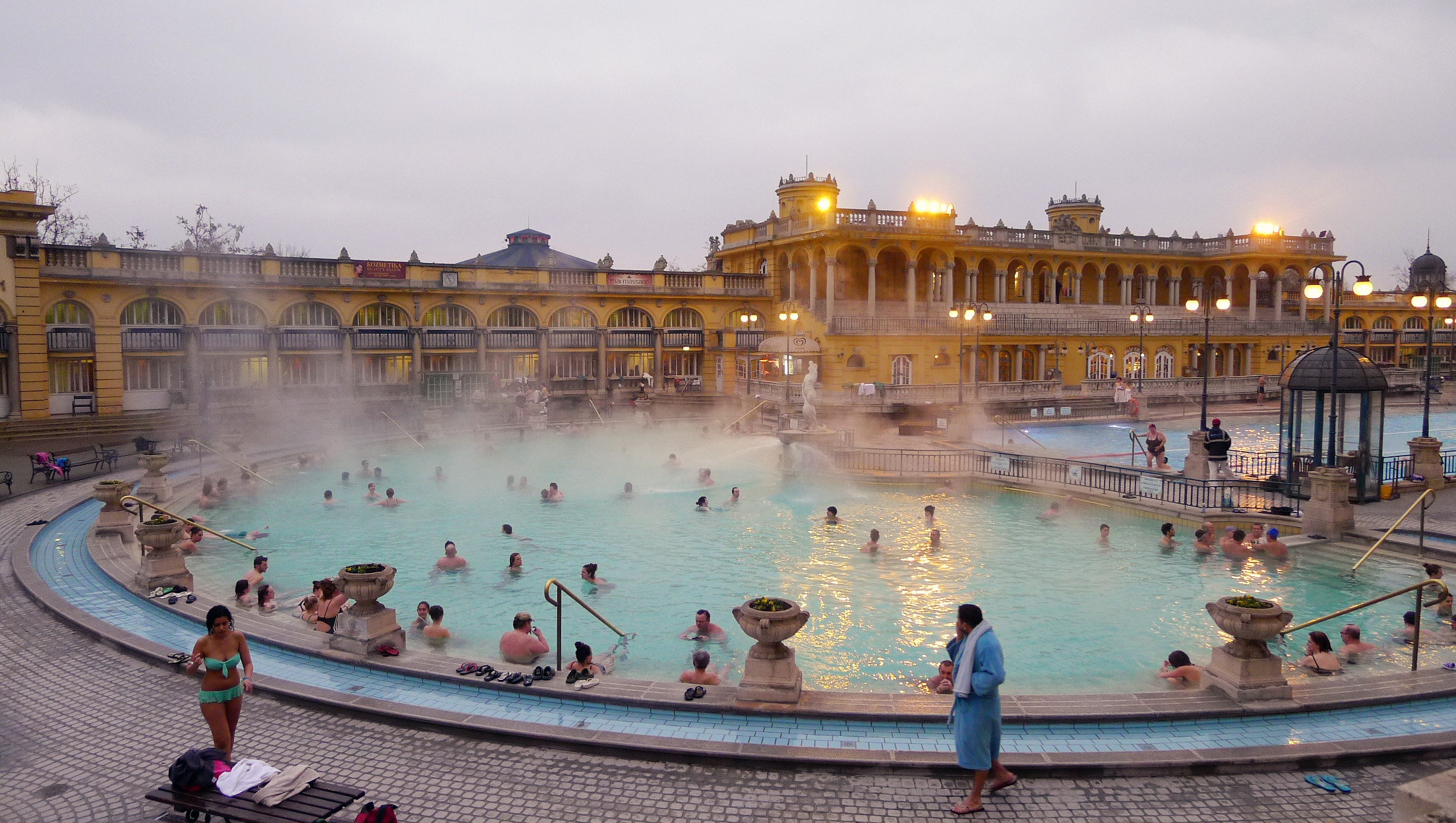 The Best Spa In Budapest